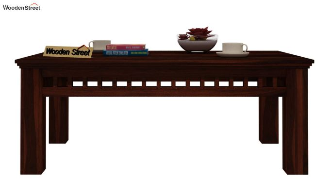 Adolph Coffee Table (Walnut Finish)-2