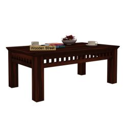 Adolph Coffee Table (Walnut Finish)