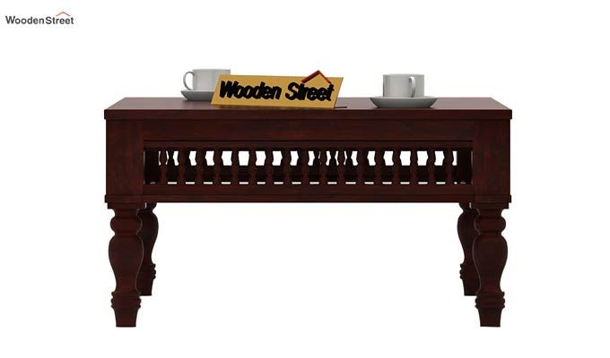 Alanis Coffee Table (Mahogany Finish)-2