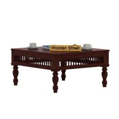 Alanis Coffee Table (Mahogany Finish)