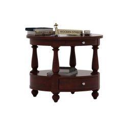 Alice Coffee Table (Mahogany Finish)