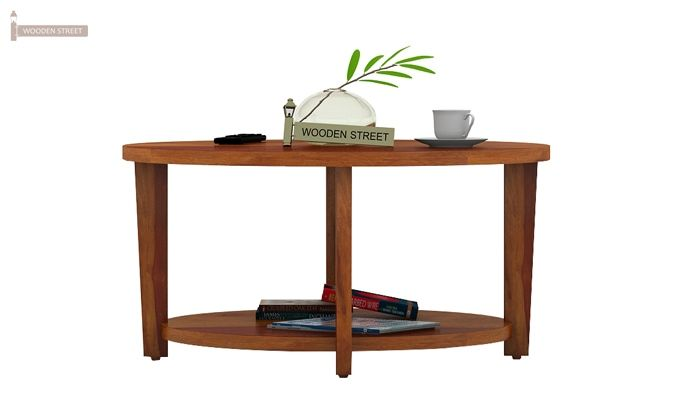Aloha Coffee Table (Honey Finish)-2