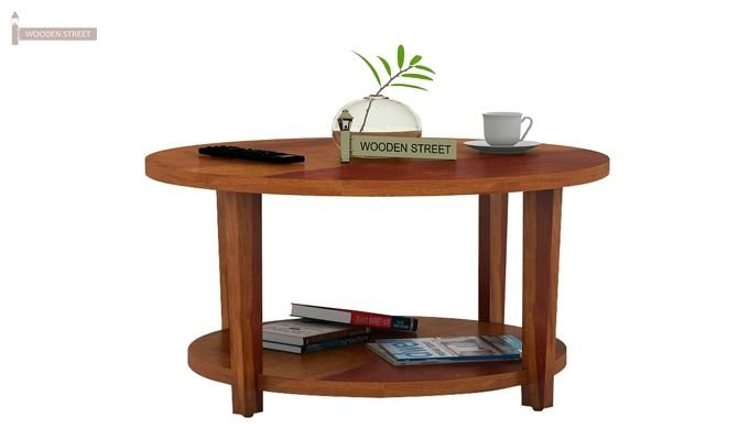 Aloha Coffee Table (Honey Finish)-3