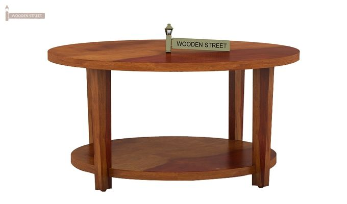 Aloha Coffee Table (Honey Finish)-5