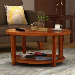 Aloha Coffee Table (Honey Finish)
