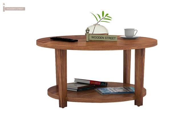 Aloha Coffee Table (Teak Finish)-1