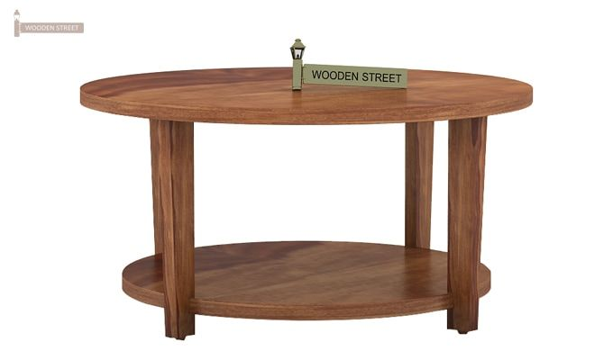 Aloha Coffee Table (Teak Finish)-4