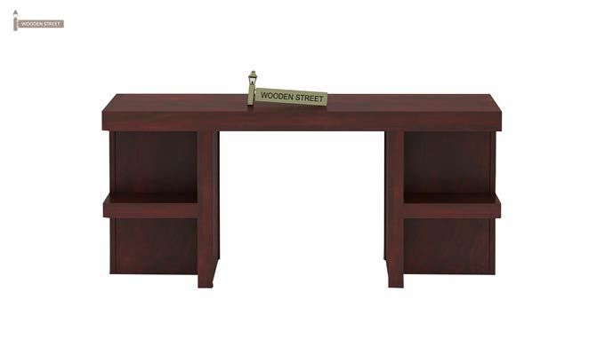 Amanda Centre Table (Mahogany Finish)-3