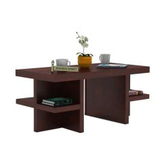 Amanda Centre Table (Mahogany Finish)