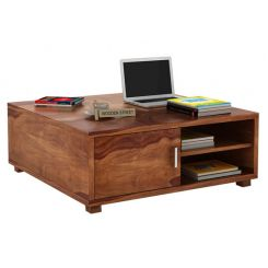 Andy Coffee Table (Teak Finish)