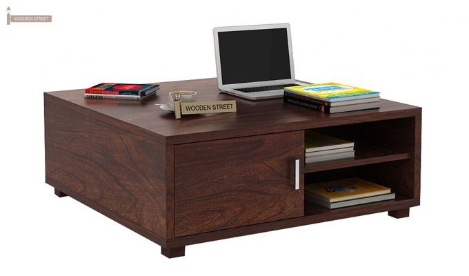 Andy Coffee Table (Walnut Finish)-1