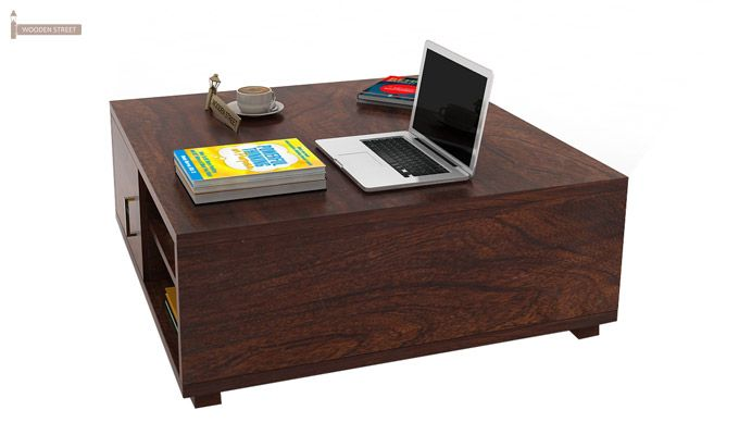 Andy Coffee Table (Walnut Finish)-4