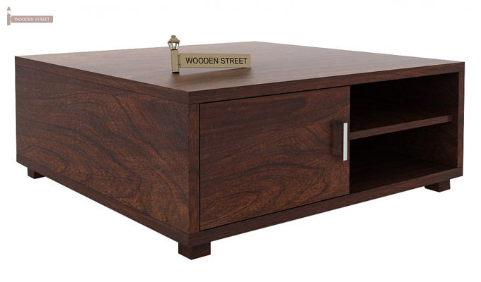 Andy Coffee Table (Walnut Finish)-5