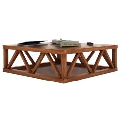 Anne Coffee Table (Teak Finish)