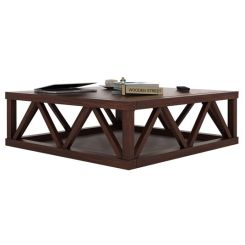 Anne Coffee Table (Walnut Finish)
