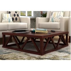 Anne Coffee Table (Mahogany Finish)