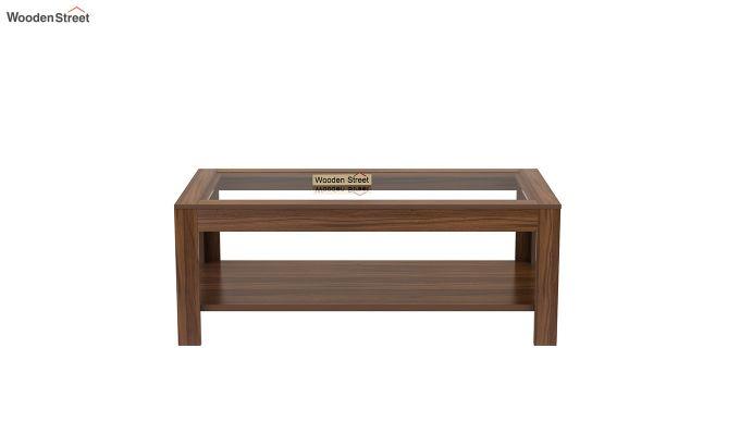 Arno Coffee Table (Exotic Teak Finish)-3