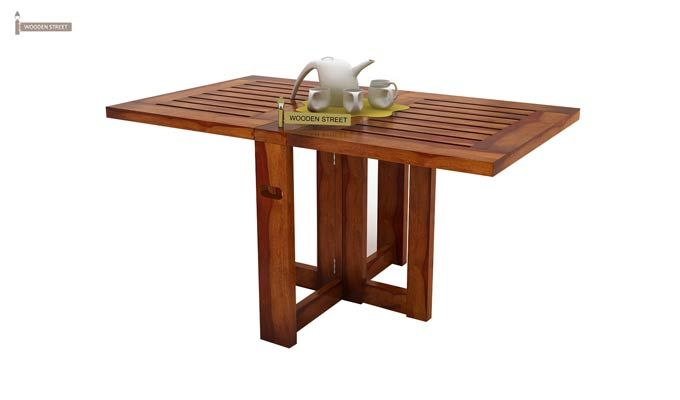 Astin Center Table (Honey Finish)-1