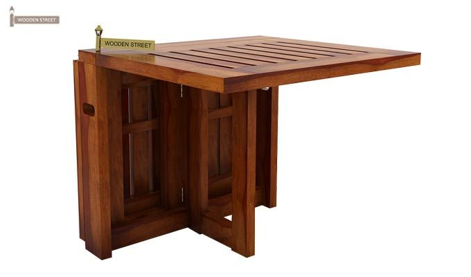Astin Center Table (Honey Finish)-2