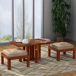 Astin Center Table (Honey Finish)