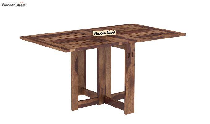Astin Center Table (Teak Finish)-2