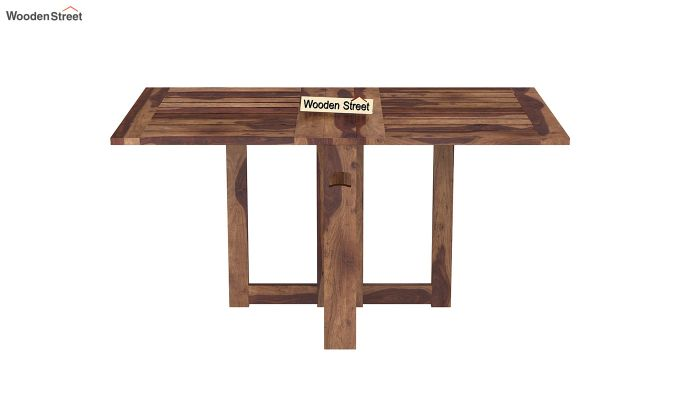 Astin Center Table (Teak Finish)-3