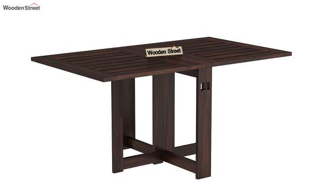 Astin Center Table (Walnut Finish)-2