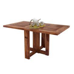 Astin Center Table (Teak Finish)