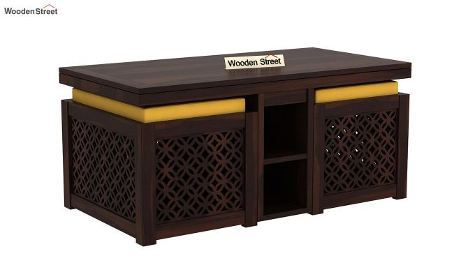 Bradford Coffee Table (Walnut Finish)-3