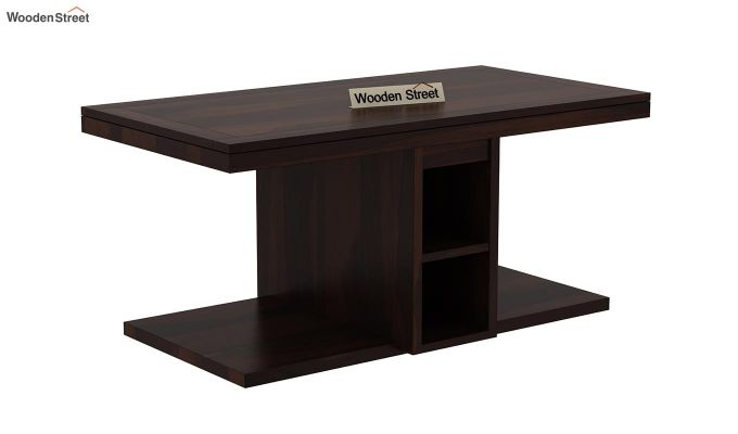 Bradford Coffee Table (Walnut Finish)-7