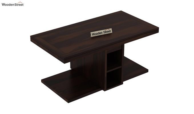 Bradford Coffee Table (Walnut Finish)-8