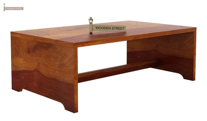 Breton 4 Seater Tea Table (Honey Finish)-6