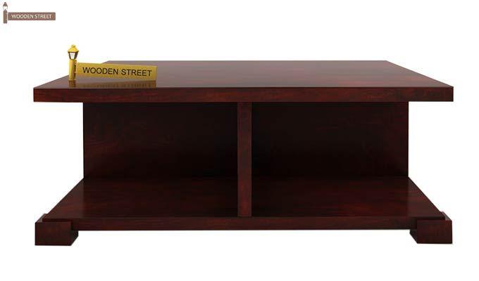 Crowley Coffee Table (Mahogany Finish)-4