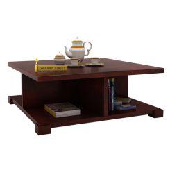 Crowley Coffee Table (Mahogany Finish)