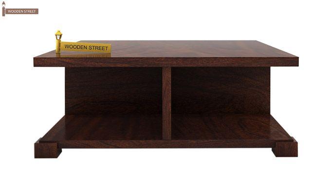 Crowley Coffee Table (Walnut Finish)-4