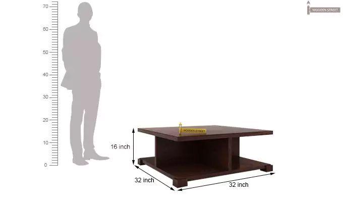 Crowley Coffee Table (Walnut Finish)-5