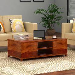 Diego Centre Table (Honey Finish)