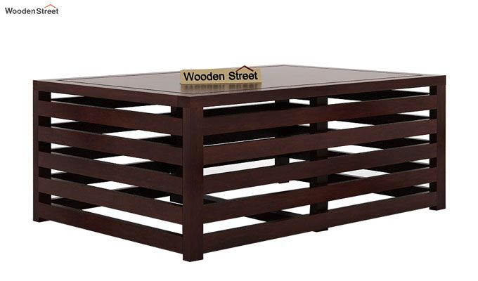 Douglas Coffee Table (Walnut Finish)-4