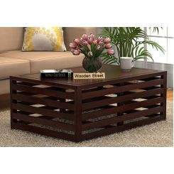 Douglas Coffee Table (Walnut Finish)