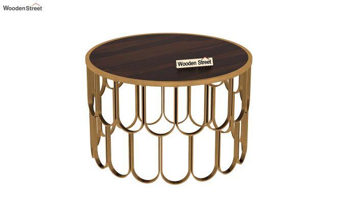 Drape Coffee Table (Walnut Finish)-2