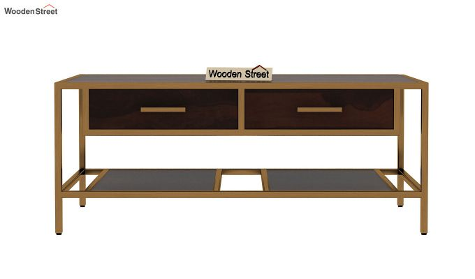 Edo Coffee Table (Walnut Finish)-4