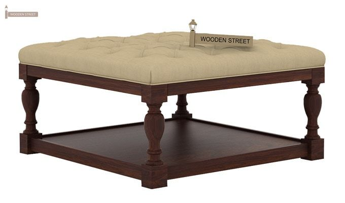 Elenore Coffee Table (Walnut Finish)-4