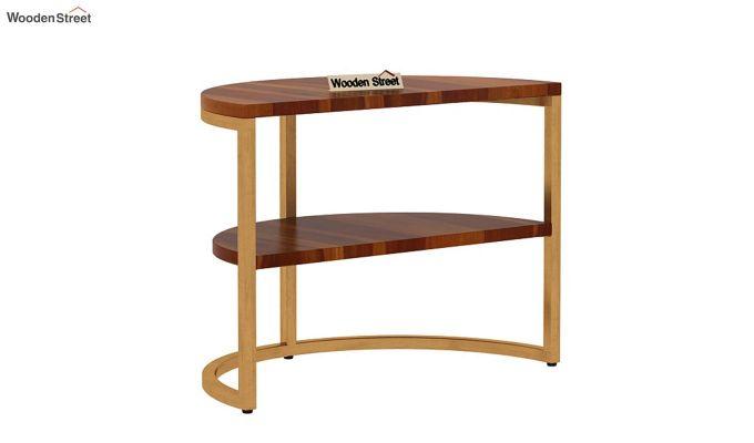 Eros Coffee Table (Honey Finish)-10