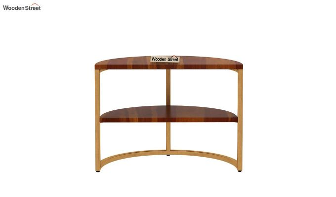 Eros Coffee Table (Honey Finish)-11