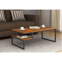 Eve Loft Coffee Table (Teak Finish)