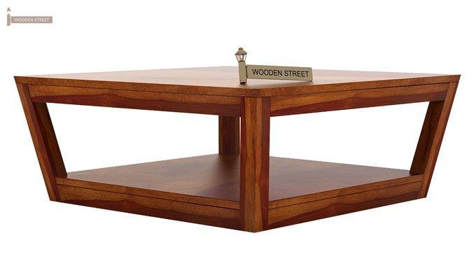 Freberg Center Table (Honey Finish)-5