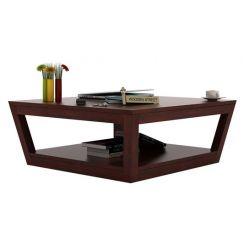 Freberg Center Table (Mahogany Finish)