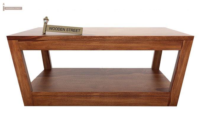 Freberg Center Table (Teak Finish)-4