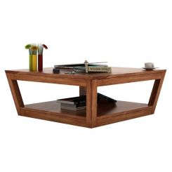 Freberg Center Table (Teak Finish)