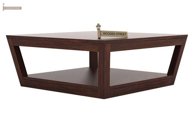 Freberg Center Table (Walnut Finish)-3